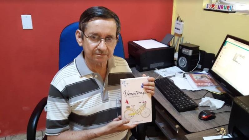 Mais uma vez Zacarias Martins se destaca com a sua produção literária