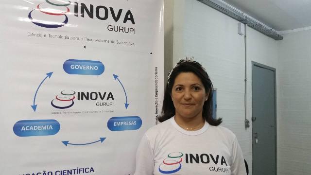 Adriana Terra, coordenadora de programas de desenvolvimento em Gurupi