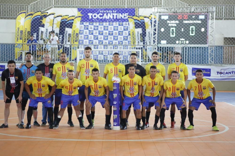 Em um jogo difícil, o time de Tabocão venceu a final por 8x6 - Foto: Márcio Vieira/Governo do Tocantins