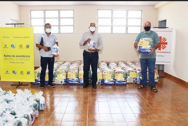 Padre Genival Silva, Dom Giovane e Padre Eder Carlos Martins