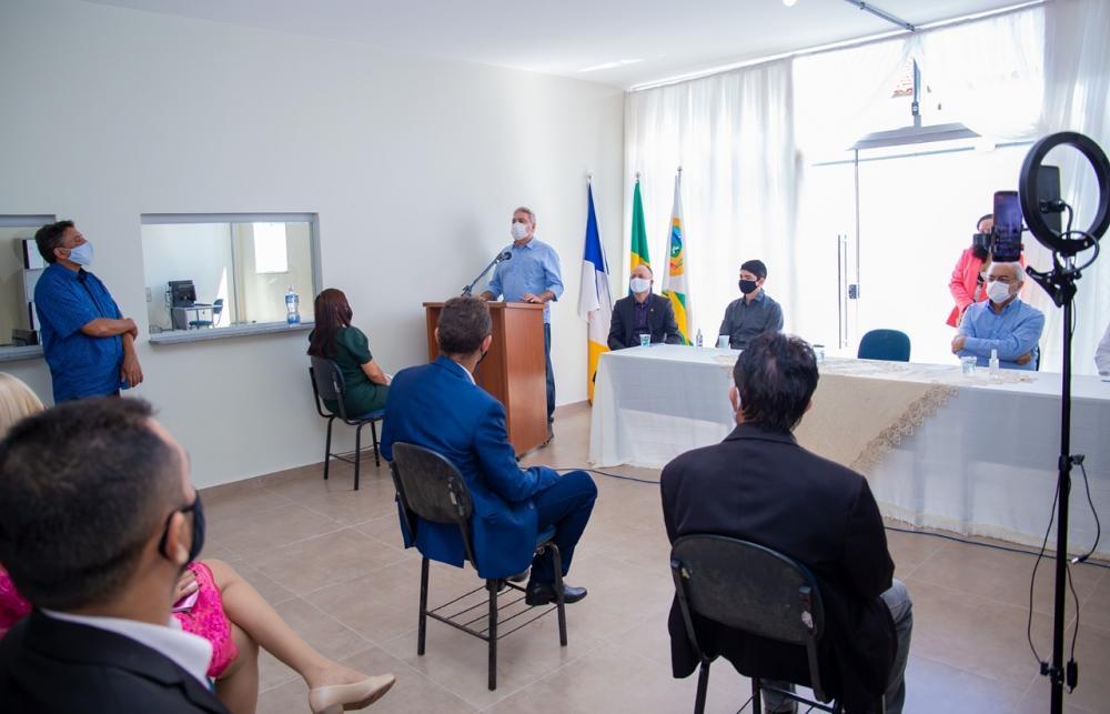 Marcos Veloso/Secom