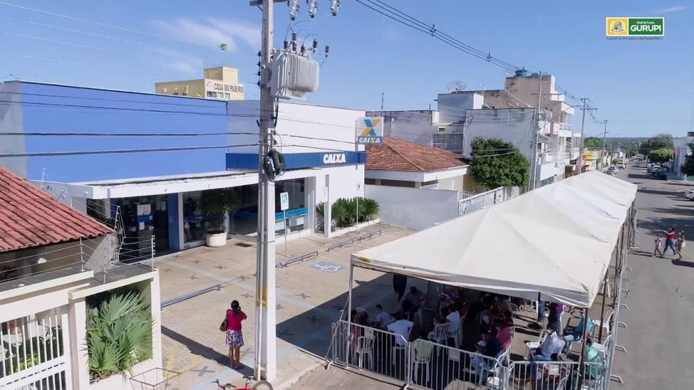 Tendas humanizaram o atendimento em Gurupi; medidas para reduzir aglomerações