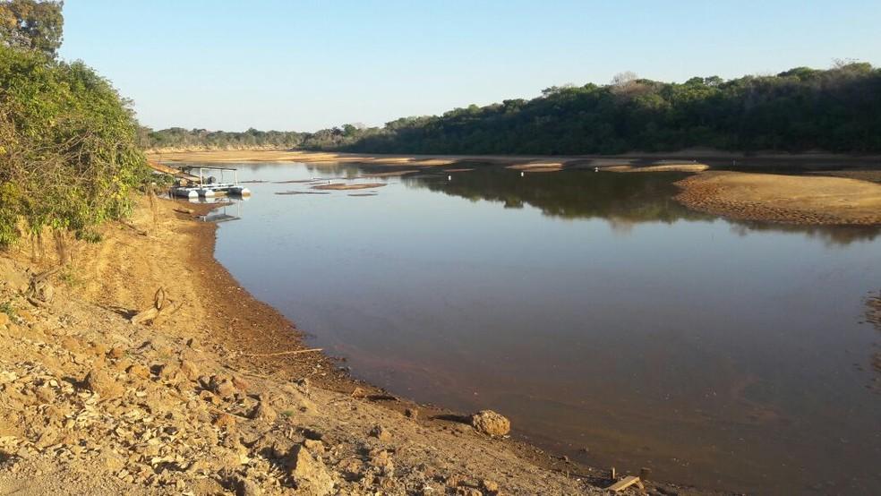 Rios estão muito comprometidos com a ação humana na região