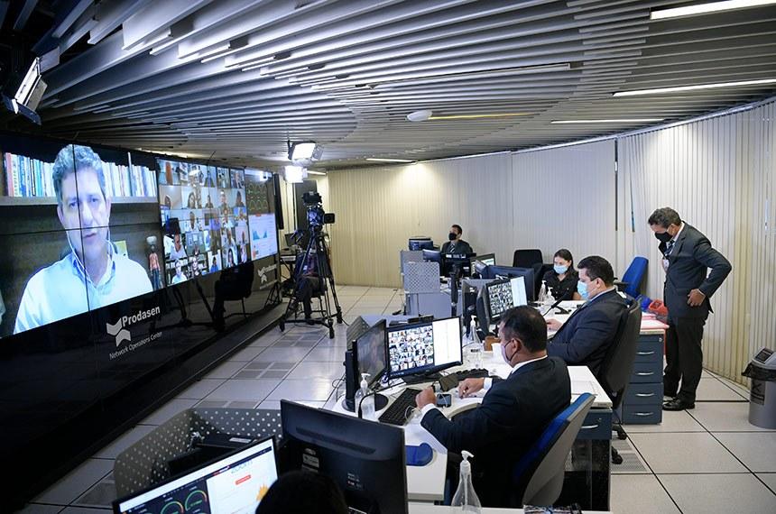Rogério Carvalho é o autor do projeto original; o texto, que passou por alterações, vai à Câmara dos Deputados Pedro França/Agência Senado