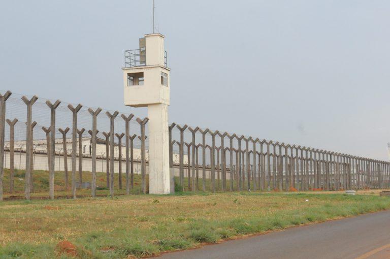 Presídio da Papuda, no Distrito Federal. Unidade da federação com maior número de presos contaminados (1.620 pessoas) Fonte: Agência Câmara de Notícias