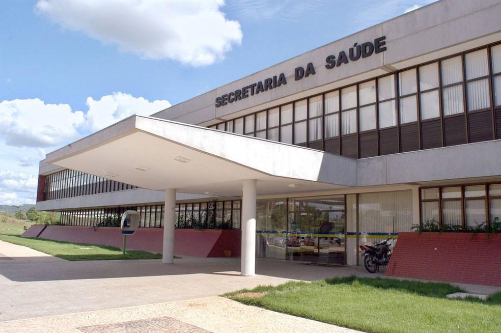 Secretaria de Saúde do Tocantins - Foto G1