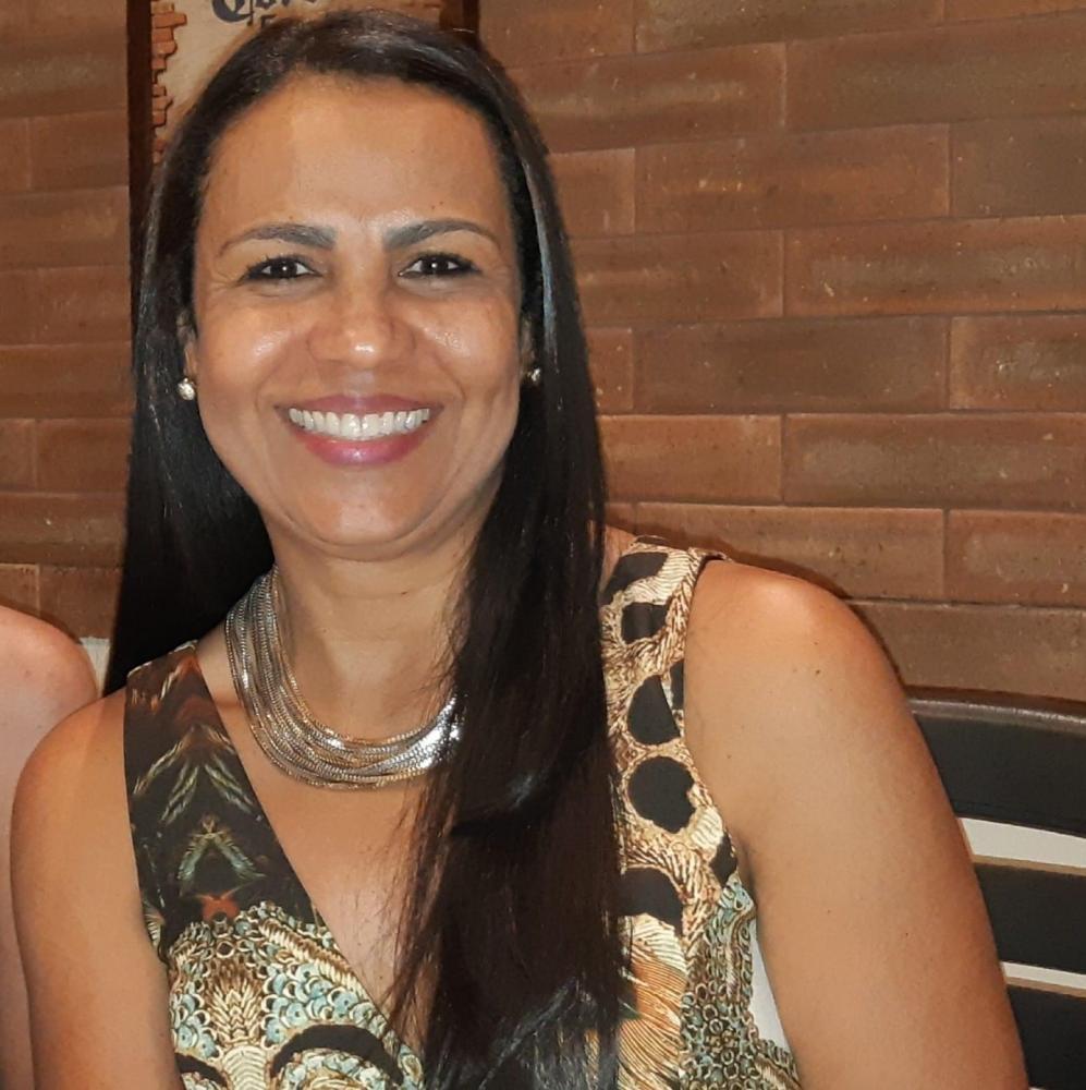 A presidente da subseção de Gurupi da OAB - Ordem dos Advogados do Brasil, Venância Gomes Figueiredo